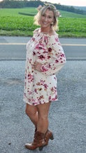 Load image into Gallery viewer, Fiona Floral Dress