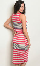 Load image into Gallery viewer, Erin Stripes Dress