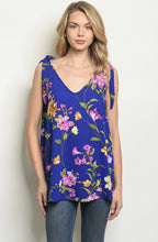 Load image into Gallery viewer, Brooke Floral Tank