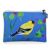 American Goldfinch Zipper Pouch