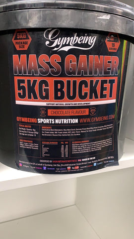 Mass Gainer 5kg bucket