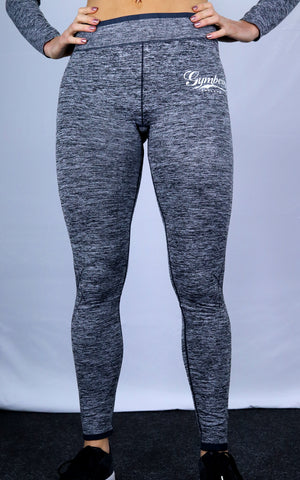 Marble Grey Leggings