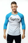 Raglan 3/4 Sleeve T-Shirt