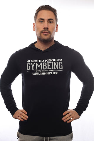 GymBeing est 2012 Light Weight Hoodie