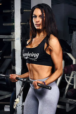 Womens GymBeing Sports Bra