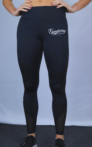 Black Stealth Leggings