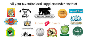 Local suppliers of St Buryan Farm Shop