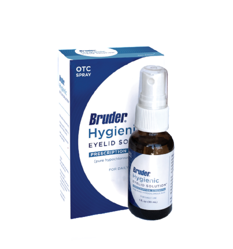 Bruder Hygienic Eyelid Solution | 1 fl. oz.