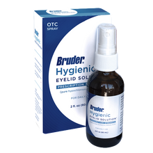 Load image into Gallery viewer, Bruder Hygienic Eyelid Solution | 2 fl. oz.