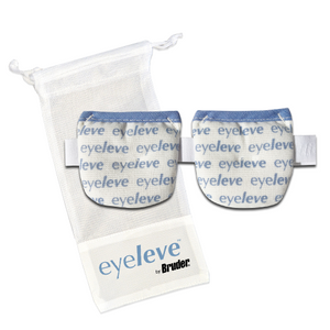 Eyeleve Contact Lens Compress | Compress and Storage Bag