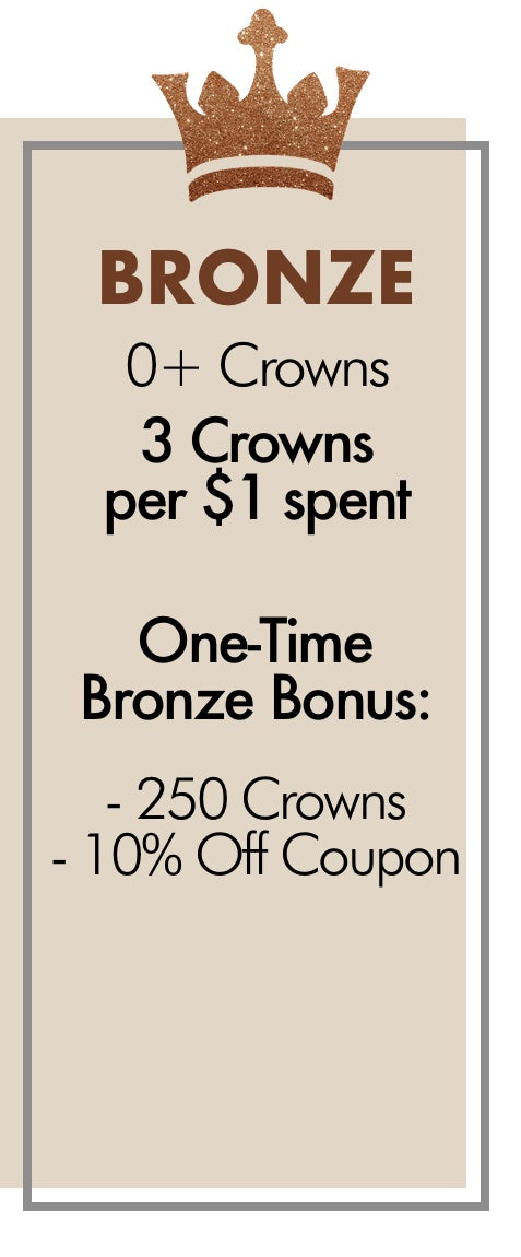 Crown Level Bronze