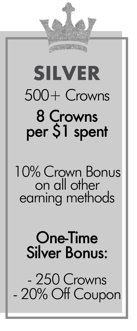 Crown Level Silver