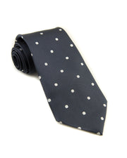 Midnight Dot Tie