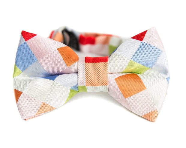 Primary Check Bow Tie (Boys and Men)