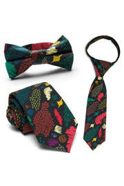 Cocoa & Candy Tie