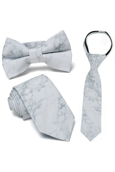 Polished Marble Tie