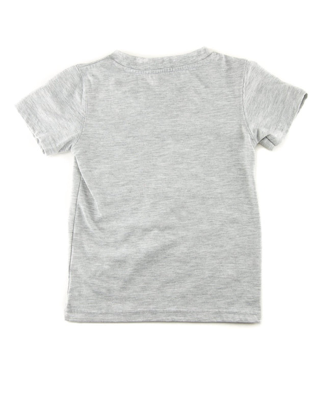 Gray Aviator Shirt