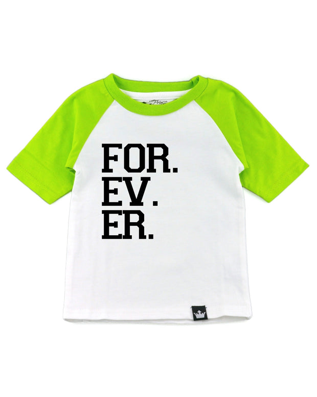 For. Ev. Er. Graphic Tee