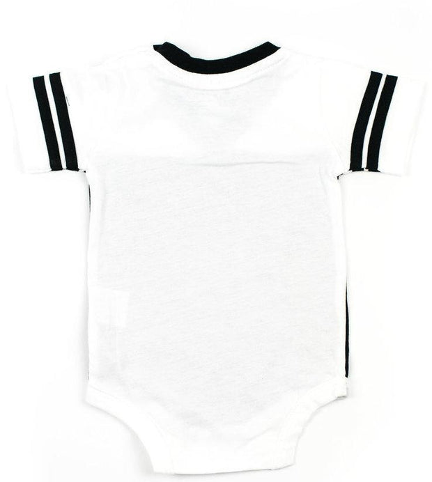 Black & White Jersey Bodysuit