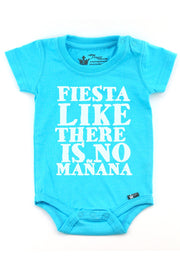 Fiesta Like There's No Mañana Graphic Tee