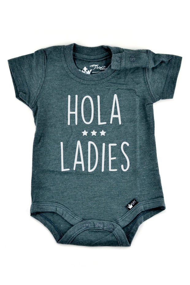 Hola Ladies Graphic Tee