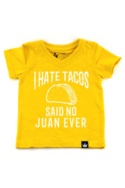 I Hate Tacos Graphic Tee
