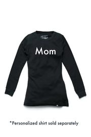 Black Nordic Matching Family Pajamas