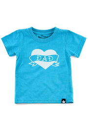 Dad Tattoo Graphic Tee