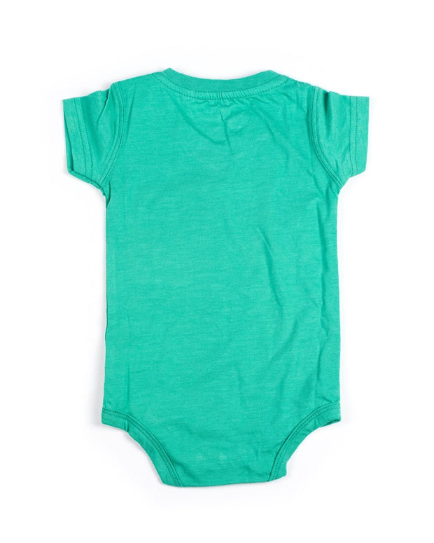 Emerald V-Neck Bodysuit