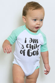 Child of God Raglan