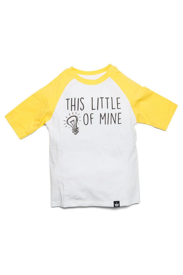Light Of Mine Raglan
