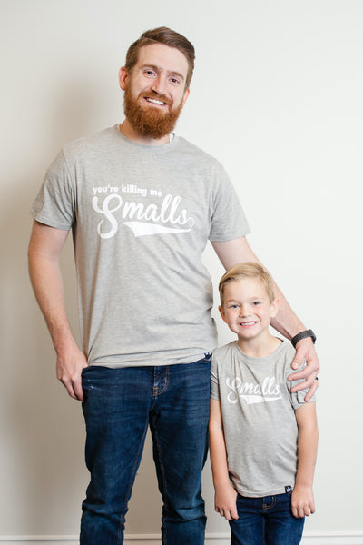Killing Me Smalls Matching Tees