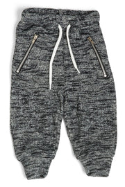French Terry Moto Sweatpants