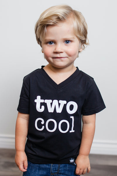 Two Cool Birthday Graphic Tee