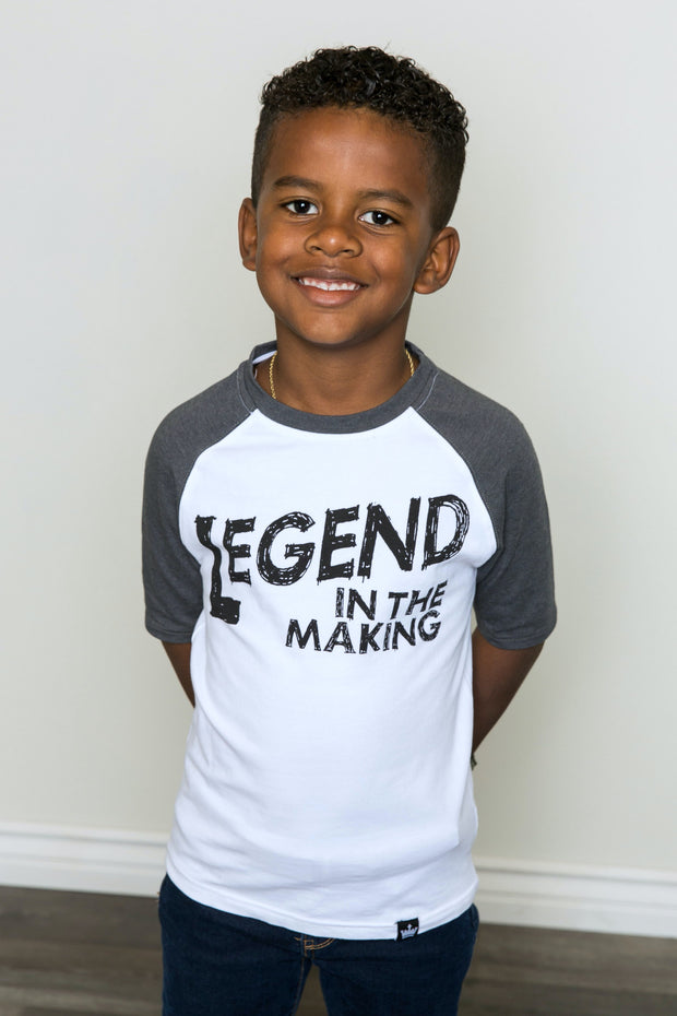 Legend In The Making Raglan