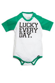 Lucky Every Day Raglan