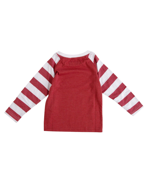 Holiday Long Sleeve Raglan