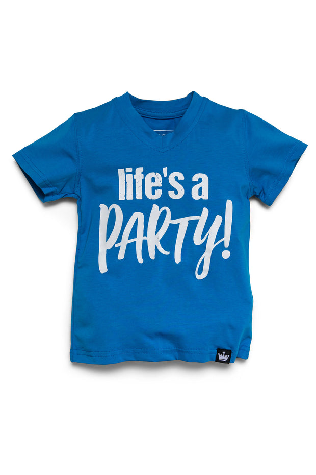 Party - Mommy & Me Matching Tees