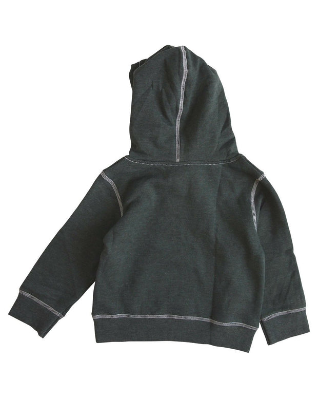 Charcoal Pullover Hoodie