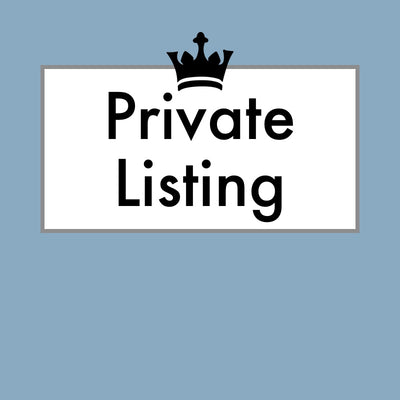 Private listing for Mariela