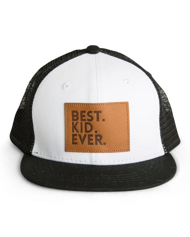 Best Kid Ever Snapback Hats