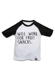 Fruit Snacks Raglan