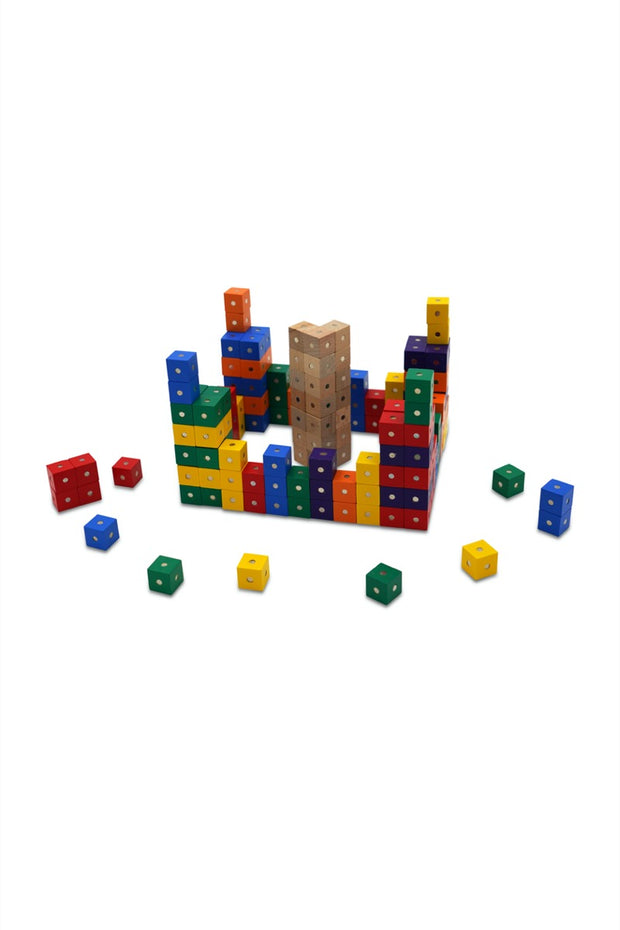 Wooden Magnetic Blocks