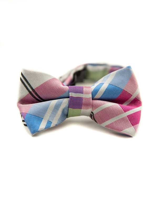 Taffy Plaid Bow Tie (Boys and Men)