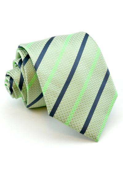 Alligator Stripe Tie