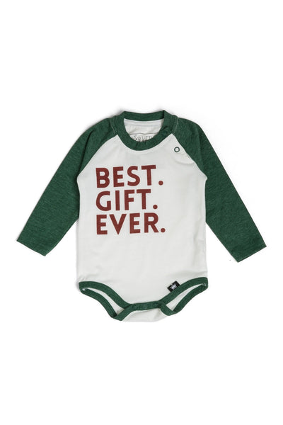 Best Gift Ever Raglan