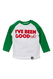 I've Been Good(ish) Raglan
