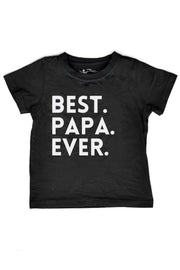 Best Papa Ever V-Neck Tee