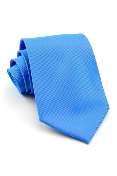Blueberry Solid Tie