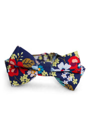 Brights & Blues Floral Tie